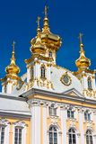 Peterhof Palace Church Royalty Free Stock Photo