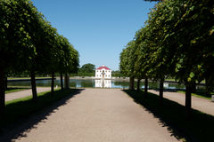 Peterhof Palace In Russia Royalty Free Stock Image