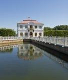 Peterhof, palace Marli Royalty Free Stock Photos