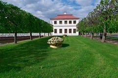 Peterhof Palace.Marli Palace Stock Images