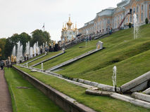 Peterhof Stock Photography