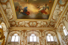 peterhof Petersburg st obrazy royalty free