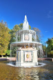 Peterhof. Roman fountain Royalty Free Stock Images