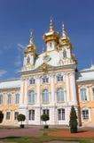 Peterhof, Rosja Fotografia Stock