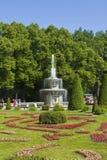 Peterhof, Rosja Fotografia Royalty Free