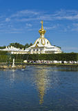 Peterhof, Russia Stock Photos