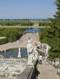 Peterhof, Russia royalty free stock image