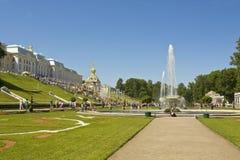 Peterhof, Russia Royalty Free Stock Photography
