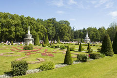 Peterhof, Russia Stock Photo