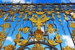 Peterhof. St Petersburg.  Rússia fotos de stock royalty free