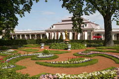 Peterhof. St. Petersburg. Russia Royalty Free Stock Photography