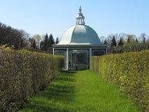 Peterhof Upperträdgård Arkivbild