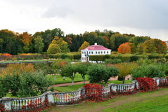 Peterhof. Venus Garden Stock Images