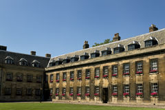 Peterhouse College in Cambridge Royalty Free Stock Photography