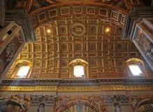 peters katedralny st Obrazy Stock