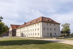 Petersberg Citadel in Erfurt Stock Photography