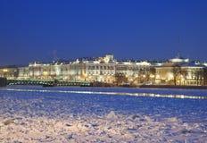 petersburg święty Russia Zdjęcia Royalty Free