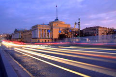 Petersburg Royalty Free Stock Photos