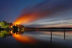 - Petersburg Stockbild