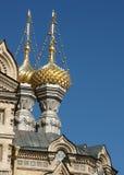 petersburg kościelny st Russia Obraz Stock