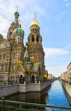 Petersburg, Rosja Obraz Royalty Free
