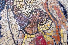 Petersburg Rosja, Kwiecień, -, 4, 2017: część mozaika Obrazy Royalty Free