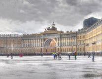 15 06 2017 Petersburg Rosja Neva rzeka łodzie skierowywają Petersburg rzecznego świętego st widok Obraz Royalty Free
