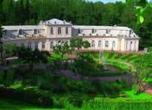 Petersburg, Rosja, Peterhof zdjęcia royalty free