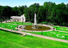 Petersburg, Rosja, Peterhof zdjęcie royalty free