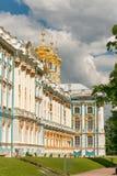 Petersburg, Rusland - Juni 29, 2017: Het Paleis van Katherine ` s in Tsarskoe Selo Pushkin Stock Foto's