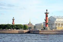 petersburg russia st Arkivfoto