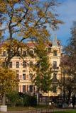 Petersburg's facade Stock Photography
