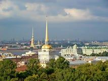 petersburg saint royaltyfri foto