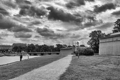 Petersburg-Stadt Lizenzfreies Stockbild
