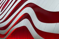 Petersen Automotive Museum royalty free stock photo