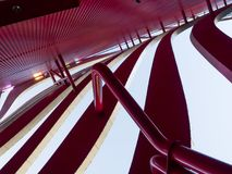 Free Petersen Automotive Museum Facade On The August 12th, 2017 - Los Angeles, CA Royalty Free Stock Images - 104506049