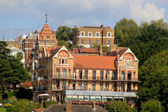 The Petersham Hotel Royalty Free Stock Photography