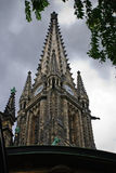 peterskirche 免版税库存图片