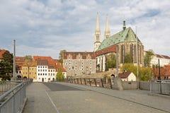 Peterskirche church in Goerlitz, Germany Royalty Free Stock Image