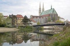 Peterskirche church in Goerlitz, Germany Stock Photography