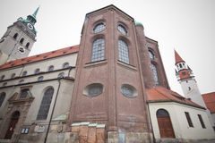 Peterskirche Church Royalty Free Stock Photography