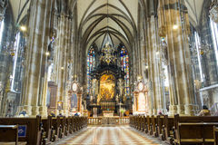 Peterskirche at Vienna, Austria Royalty Free Stock Images
