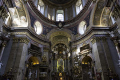 Peterskirche, Vienna Royalty Free Stock Photography