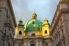 Peterskirchen, Wien, Austria, Royalty Free Stock Photography