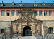 Free Peterstor, Petersberg Citadel, Erfurt, Germany Stock Photo - 53119030