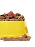 Petfood kom Royalty-vrije Stock Afbeelding