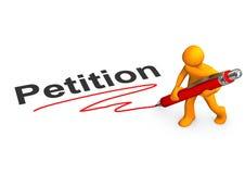 Petición del maniquí Fotos de archivo