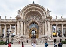 Petis Palais Paris France Stock Photography