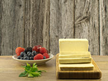 Petisco do vegetariano Fotos de Stock