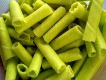 Petisco verde Imagem de Stock Royalty Free